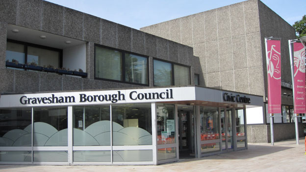 Grc Civic >> Gravesham Borough Council, Civic Centre | Art UK