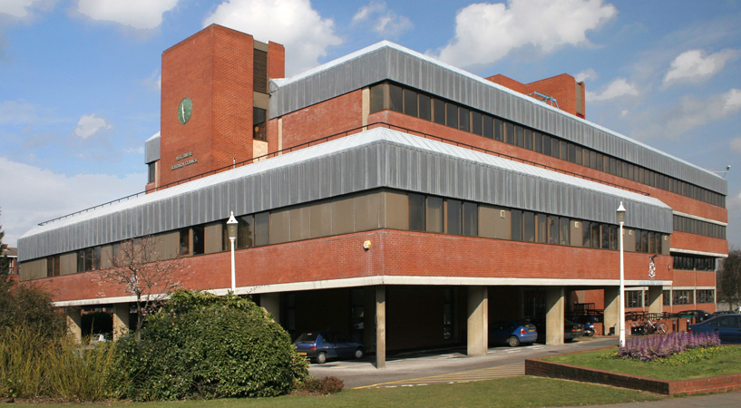 Hertsmere Borough Council, Civic Offices