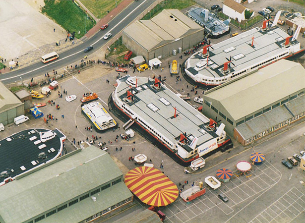 The Hovercraft Museum