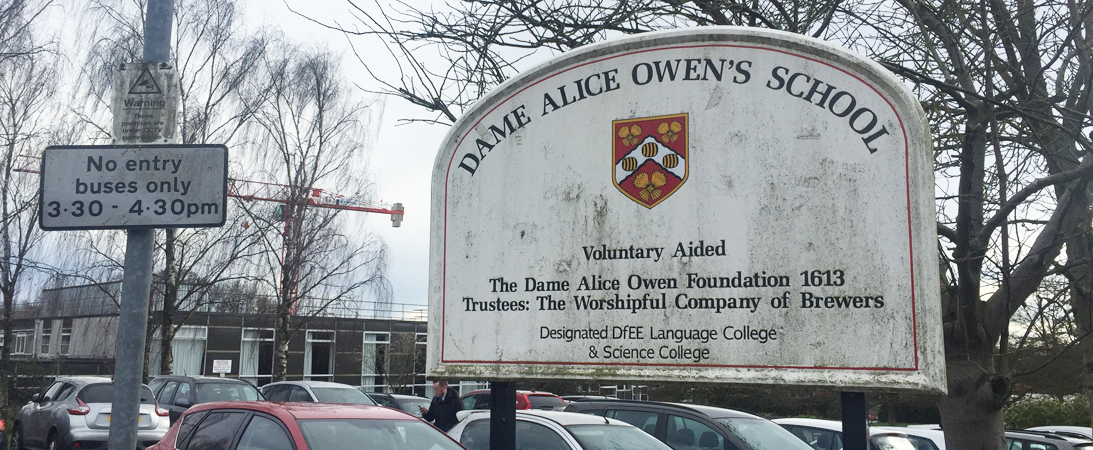 Dame Alice Owen's School