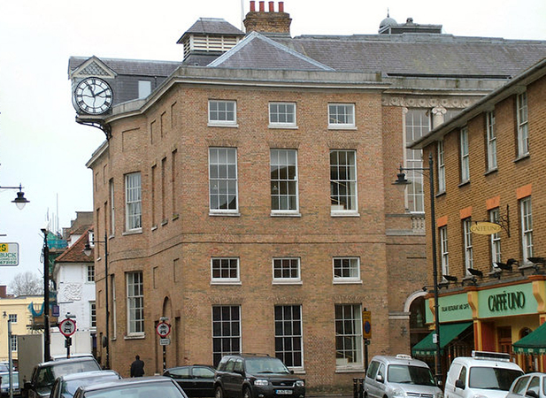 Hertford Magistrates' Court