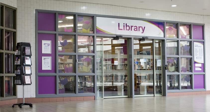 St Albans Library