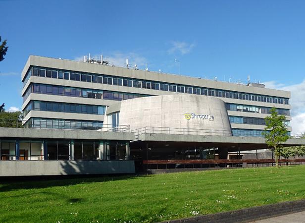 Shrewsbury Shirehall