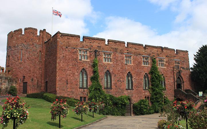 The Shropshire Regimental Museum