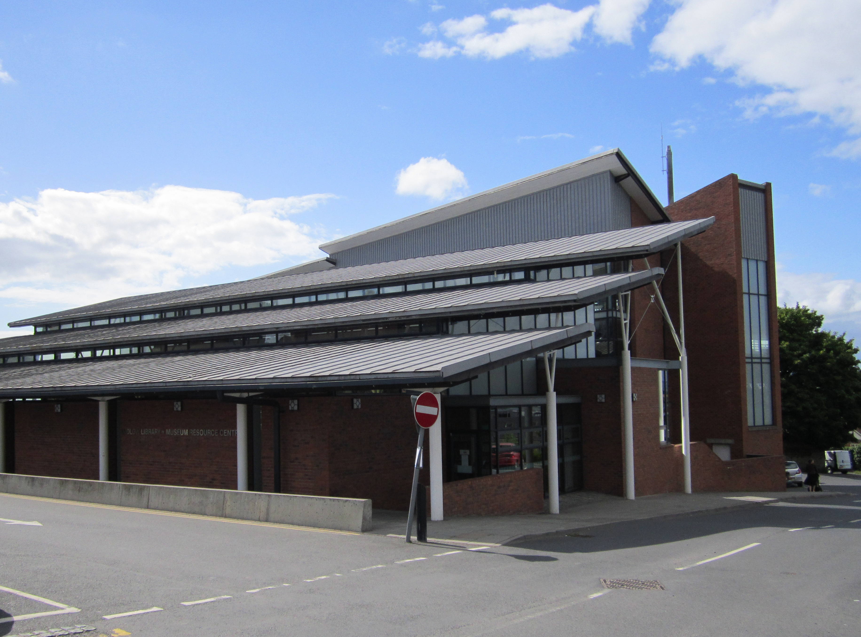 Ludlow Library & Museum Resource Centre