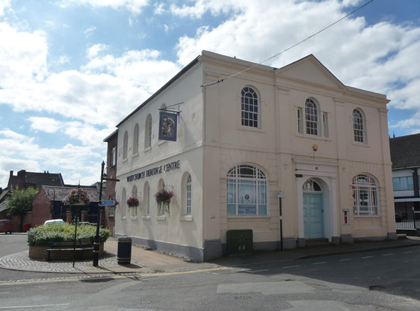 The Whitchurch Heritage & Tourist Information Centre