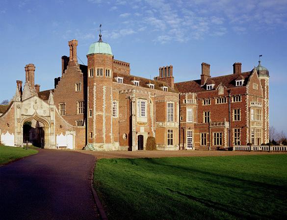 Madingley Hall, University of Cambridge