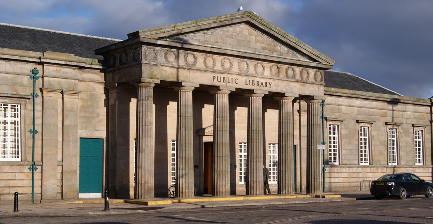 Inverness Library (High Life Highland)