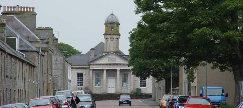 Thurso Library (High Life Highland)