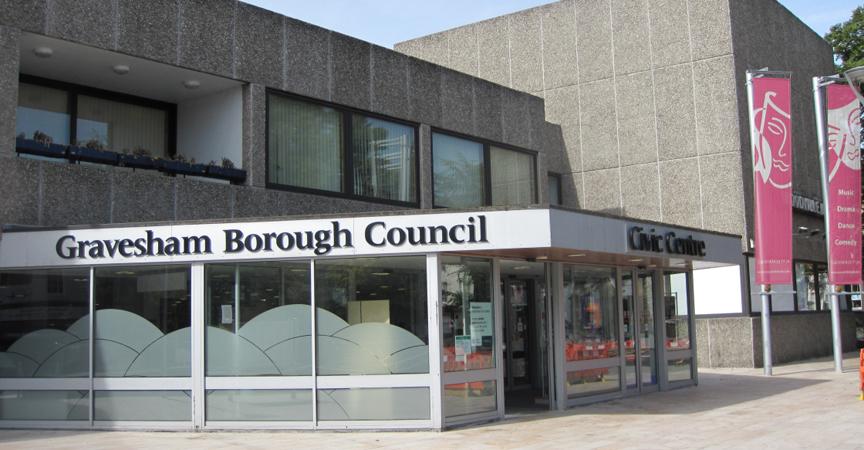 Gravesham Borough Council, Civic Centre