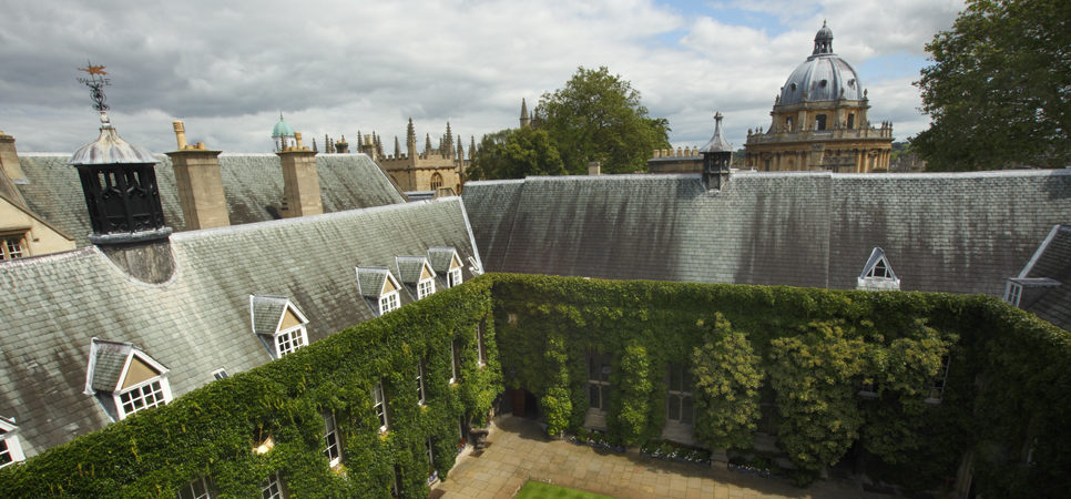 Lincoln College, University of Oxford