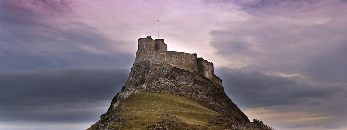 National Trust, Lindisfarne Castle