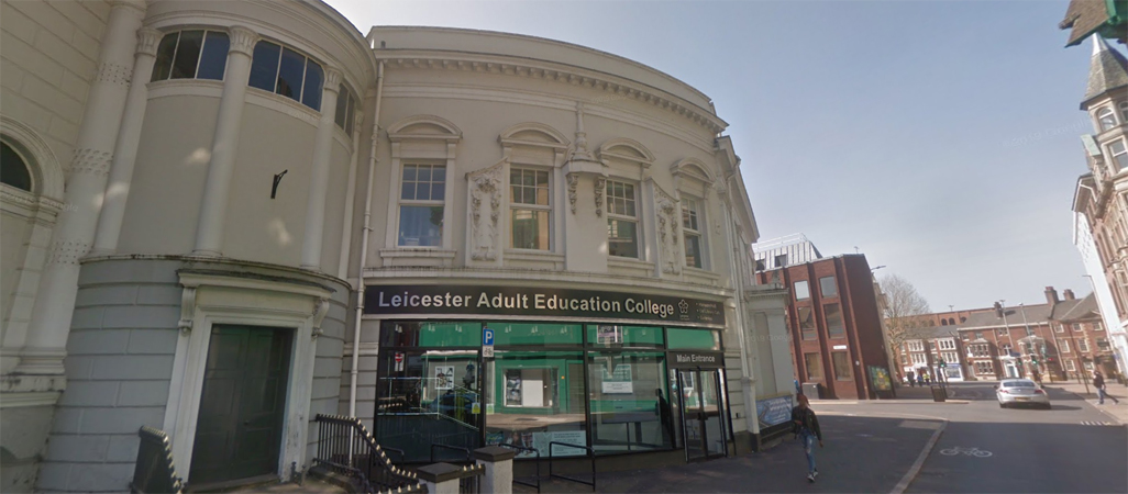 Satta Hashem Hall, Leicester Adult Education College