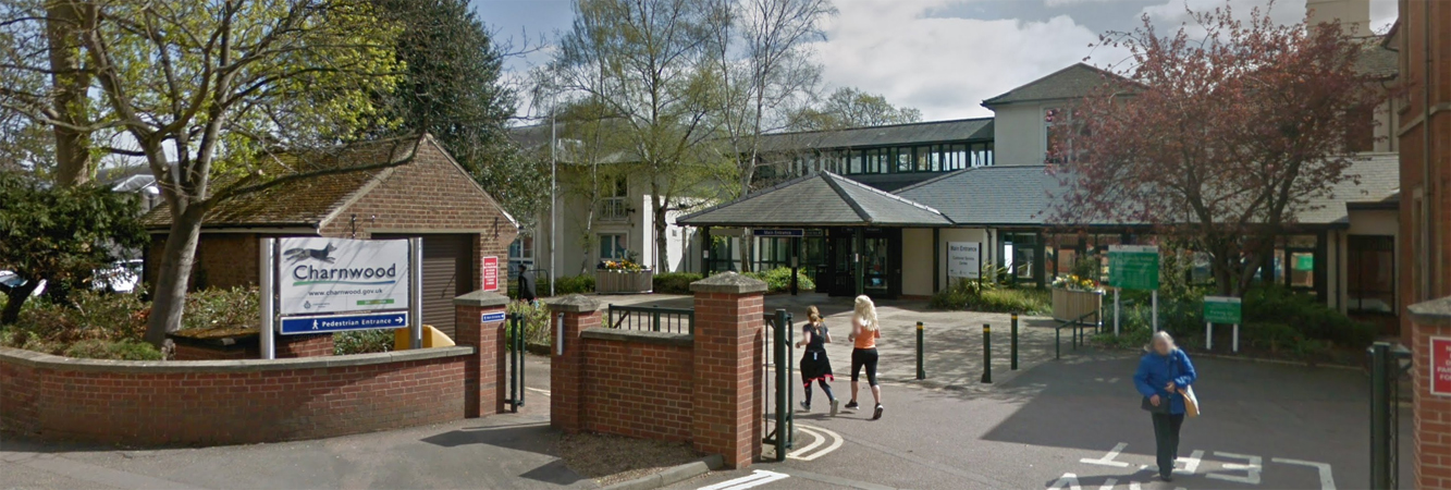 Charnwood Borough Council Offices