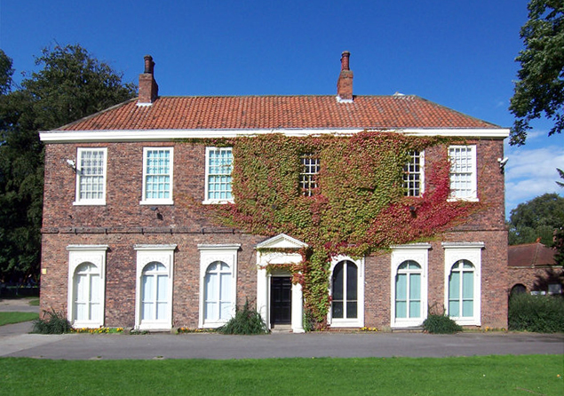 Baysgarth House Museum