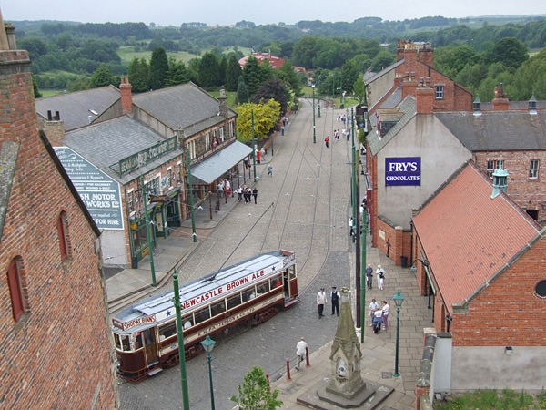 Beamish, The Living Museum of the North, Museum of Freemasonry