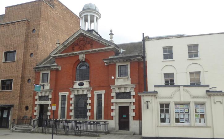 West Greenwich Library, Greenwich Library Service | Art UK