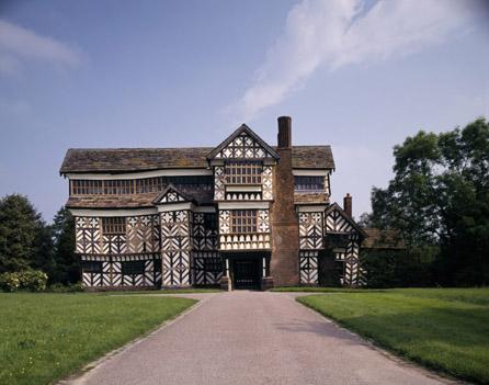 National Trust, Little Moreton Hall