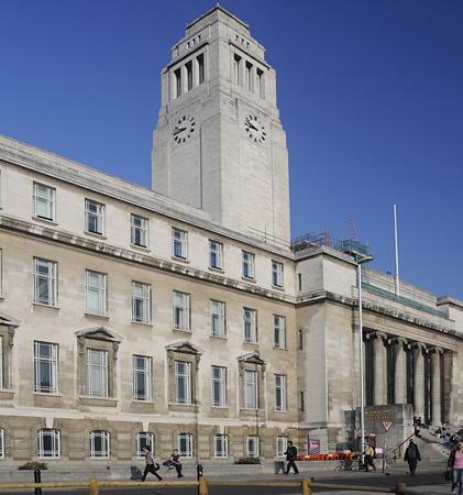 The Stanley & Audrey Burton Gallery, University of Leeds