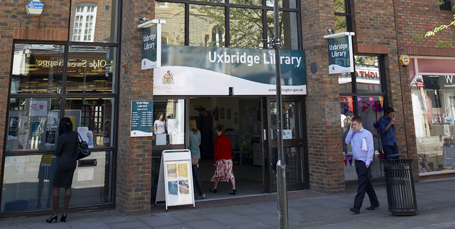 Hillingdon Local Studies, Archives and Museum Service