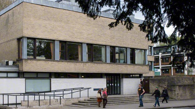 Mathematical Institute, University of Oxford