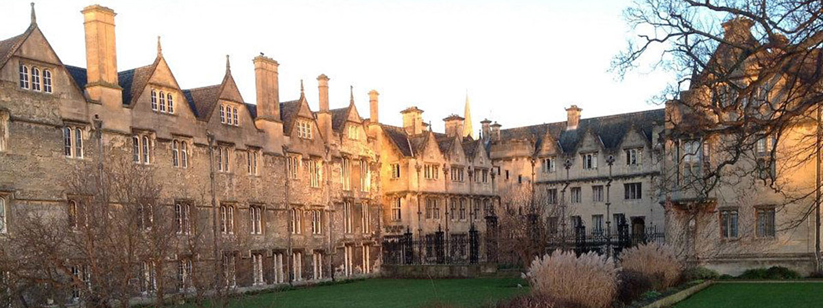 Merton College, University of Oxford
