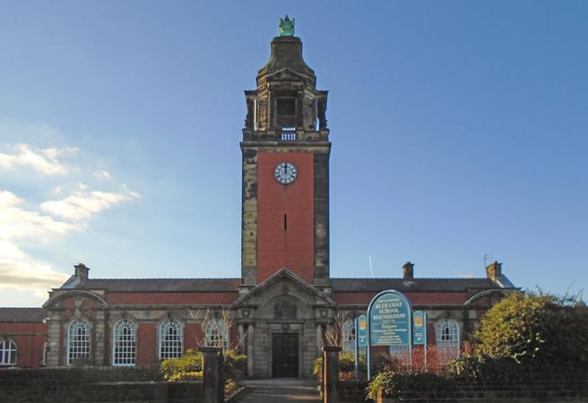 Liverpool Blue Coat School