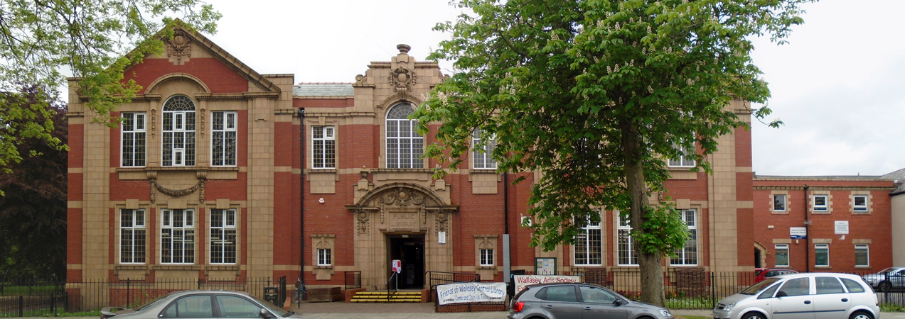 Wallasey Central Library