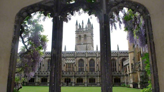 Magdalen College, University of Oxford