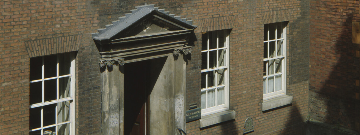 National Trust, Maister House