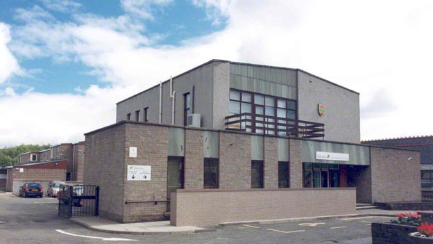 Midlothian Council Library Headquarters