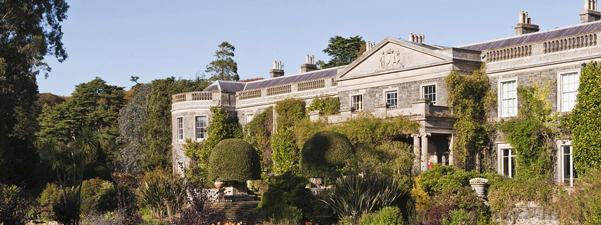 National Trust, Mount Stewart