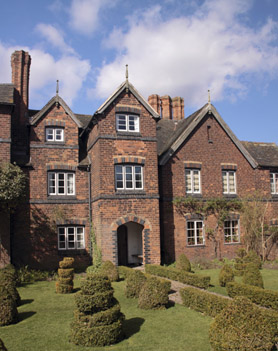 National Trust, Moseley Old Hall