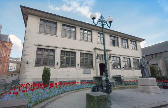 Merthyr Tydfil Library