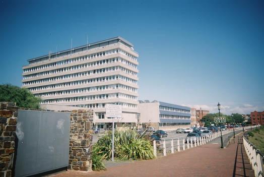 Barnstaple, Civic Centre