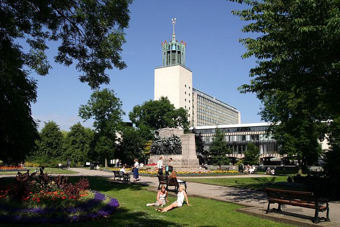 Newcastle upon Tyne, Civic Centre