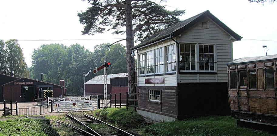 Bressingham Steam Museum