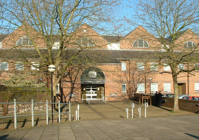 Norwich Magistrates' Courts