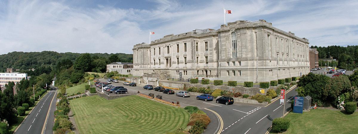 Llyfrgell Genedlaethol Cymru / The National Library of Wales