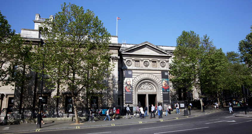 National Portrait Gallery, London