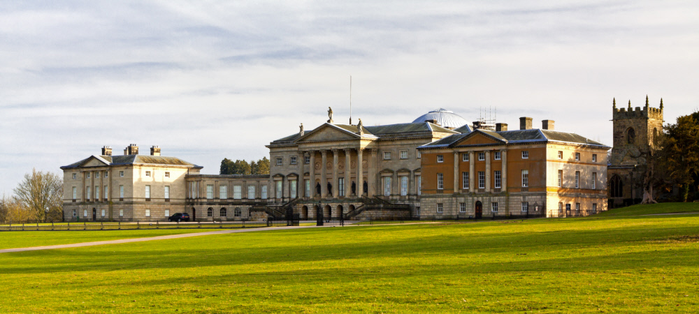 National Trust, Kedleston Hall and Eastern Museum