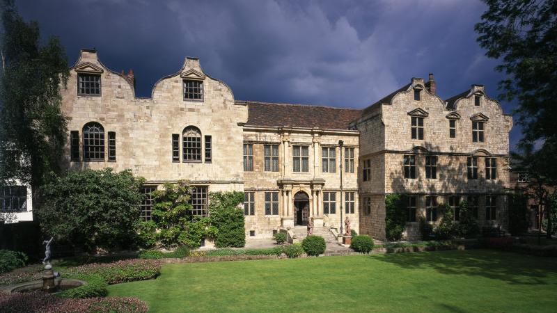 National Trust, Treasurer's House, York