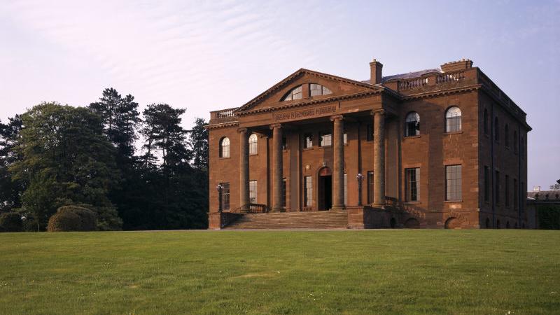 National Trust, Berrington Hall
