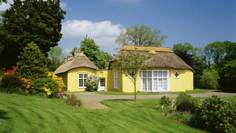 National Trust, Derrymore House