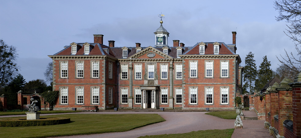 National Trust, Hanbury Hall