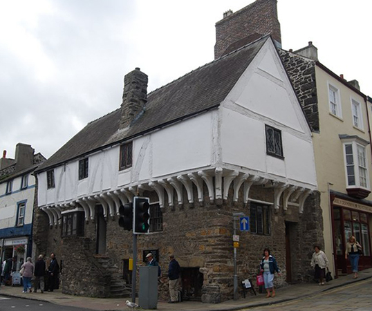 National Trust, Aberconwy House