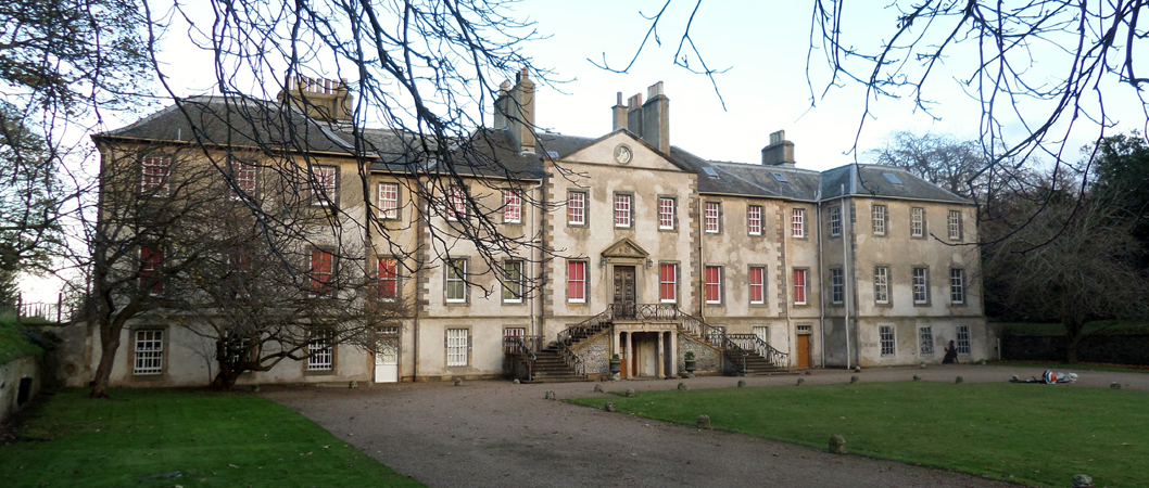 National Trust for Scotland, Newhailes