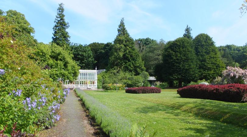National Trust for Scotland, Malleny Garden