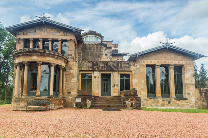 National Trust for Scotland, Holmwood