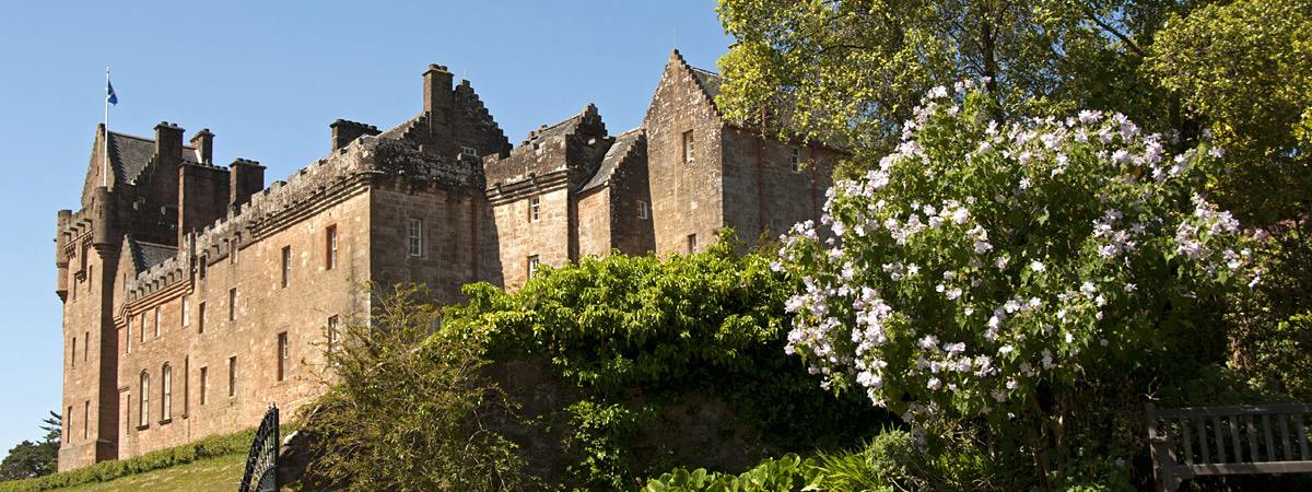 National Trust for Scotland, Brodick Castle, Garden & Country Park
